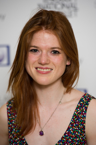 Rose Leslie Gemstone Pendant