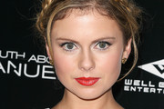 Rose McIver Braided Updo