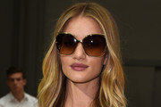Rosie Huntington-Whiteley Gold Choker Necklace