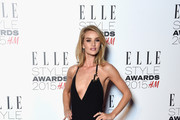 Rosie Huntington-Whiteley Halter Dress