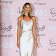 Look of the Day, January 29th: Rosie Huntington-Whiteley's Sleek Gown