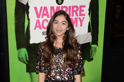 Rowan Blanchard Dress Shorts