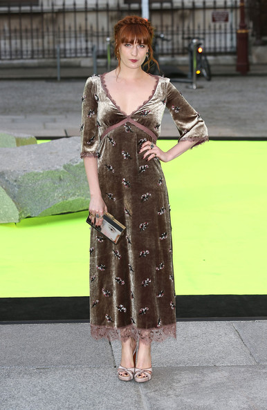 More Pics of Florence Welch Evening Dress (3 of 4) - Florence Welch Lookbook - StyleBistro