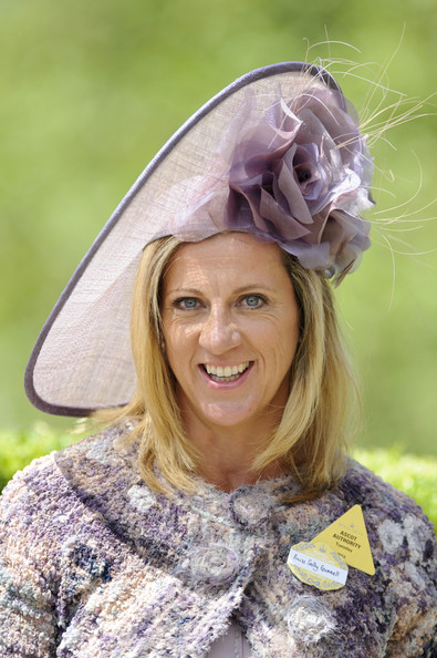 More Pics of Sally Gunnell Decorative Hat (1 of 2) - Sally Gunnell Lookbook - StyleBistro