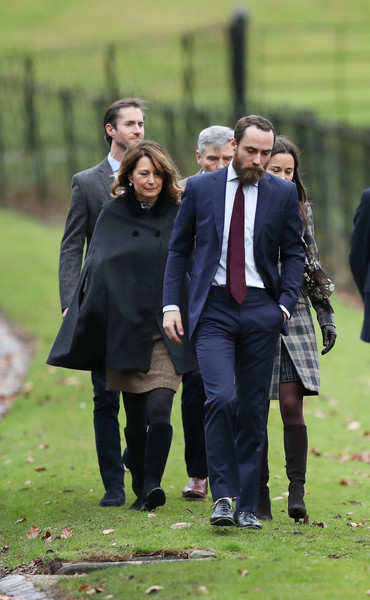 More Pics of Pippa Middleton Printed Coat (1 of 3) - Pippa Middleton Lookbook - StyleBistro