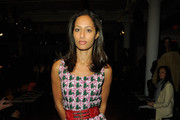 Rula Jebreal Print Dress