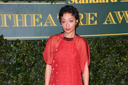 Ruth Negga  Evening Dress