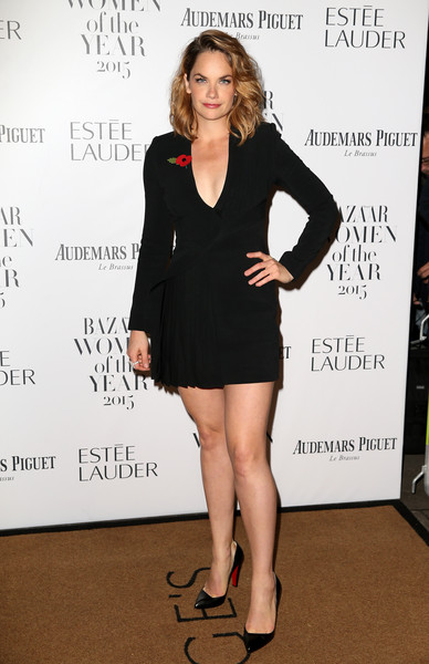 Ruth Wilson Little Black Dress