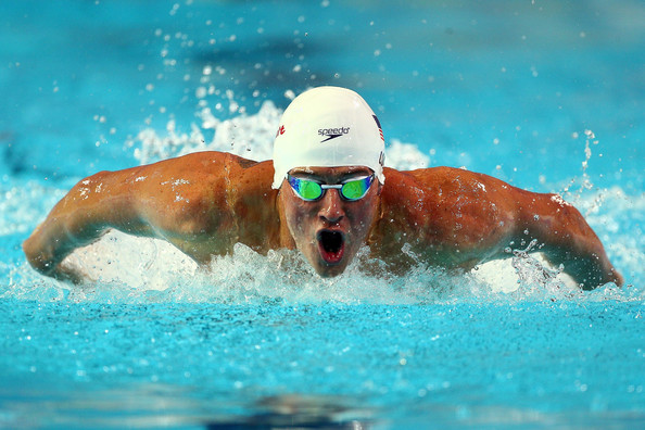 11th FINA World Swimming Championships (25m) - Day One