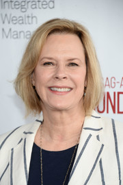 JoBeth Williams stayed classic with this bob at the SAG-AFTRA Foundation L.A. Golf Classic fundraiser.