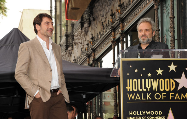 Javier Bardem Honored On The Hollywood Walk Of Fame
