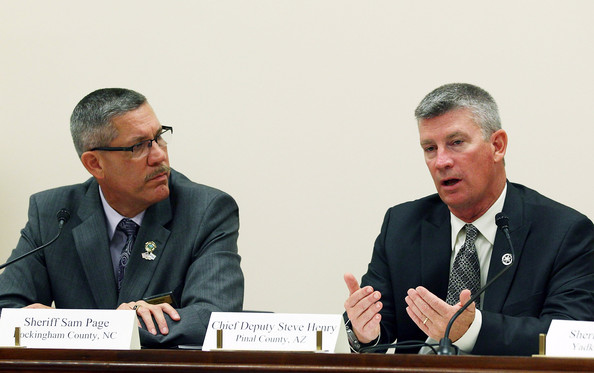House Immigration Caucus Hosts Discussion On Crime And Undocumented Immigration