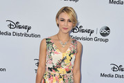 Samaire Armstrong Print Dress