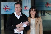 Samantha Cameron Wool Coat