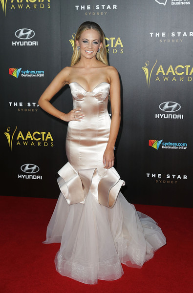 Samantha Jade Fishtail Dress