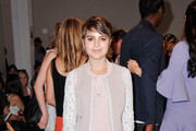 Sami Gayle Zip-up Jacket