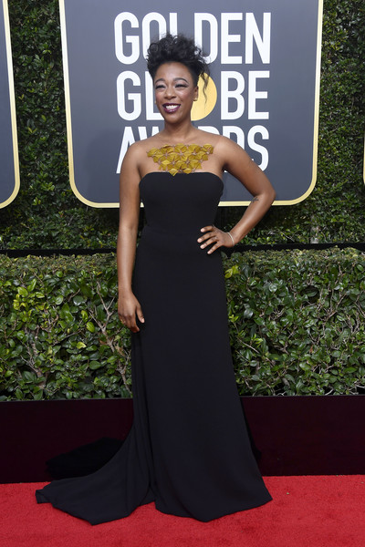 Samira Wiley Fishtail Dress