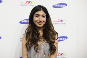 Shiza Shahid attended the Hope for Children Gala wearing her hair in a beautiful cascade of curls.