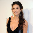 Demi Moore's Ponytail