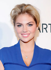 Kate Upton kept her red carpet look super mature and sophisticated with this bobby pinned 'do.