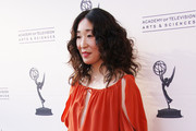 Sandra Oh Strappy Sandals