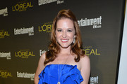 Sarah Drew Strapless Dress