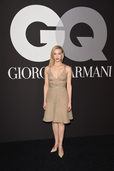 Sarah Gadon Cocktail Dress