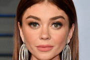 Sarah Hyland Diamond Hoops
