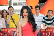 Sarah-Jane Crawford One Shoulder Dress
