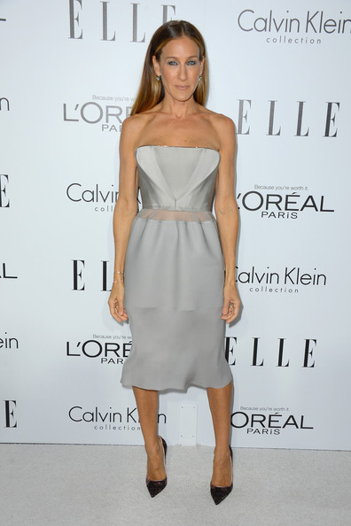 Sarah Jessica Parker Cocktail Dress