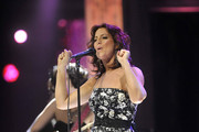 Sarah Mclachlan Print Dress
