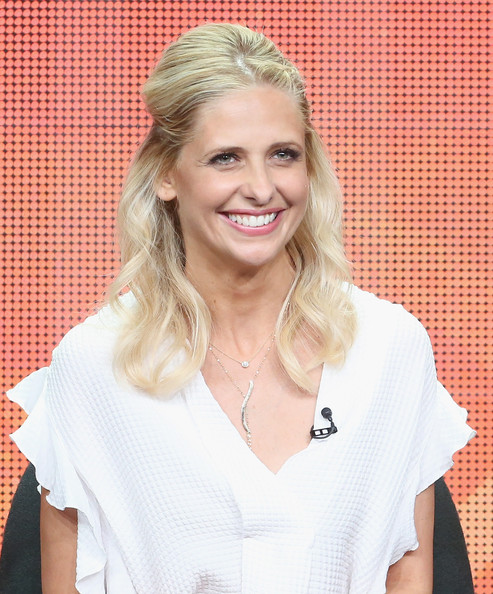 Sarah Michelle Gellar Hair