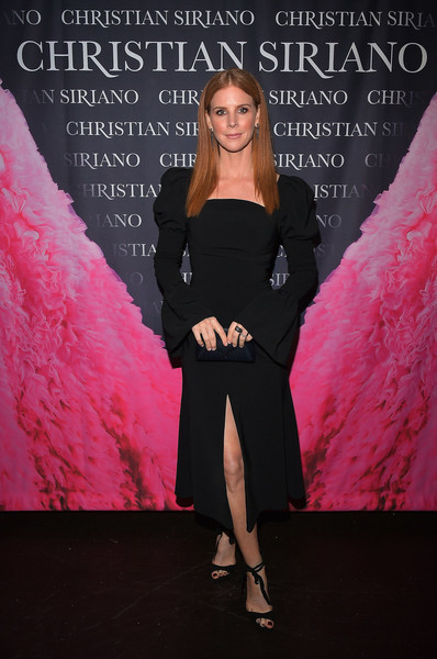 Sarah Rafferty Little Black Dress