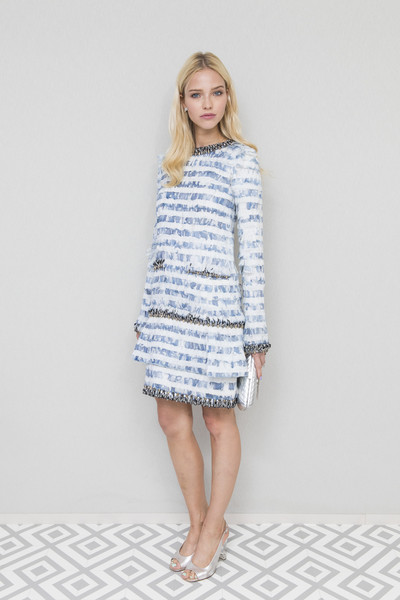 Sasha Luss Print Dress