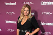 Sasha Pieterse Bandage Dress