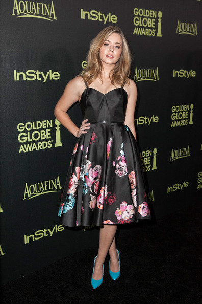 Sasha Pieterse Print Dress