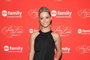 Sasha Pieterse Little Black Dress