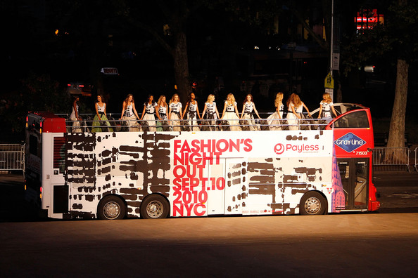 Fashion's Night Out: The Show - Runway