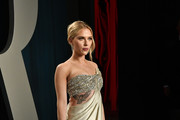 Scarlett Johansson Gemstone Inlaid Clutch