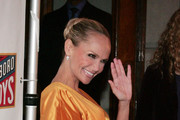 Actress Kristen Chenoweth attends the opening night of