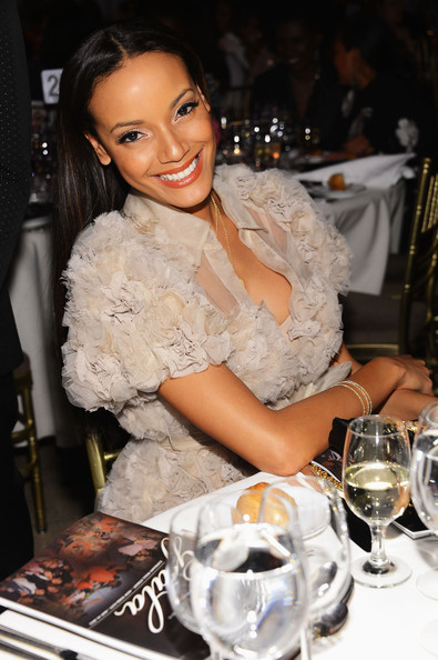 More Pics of Selita Ebanks Cocktail Dress (1 of 4) - Selita Ebanks Lookbook - StyleBistro