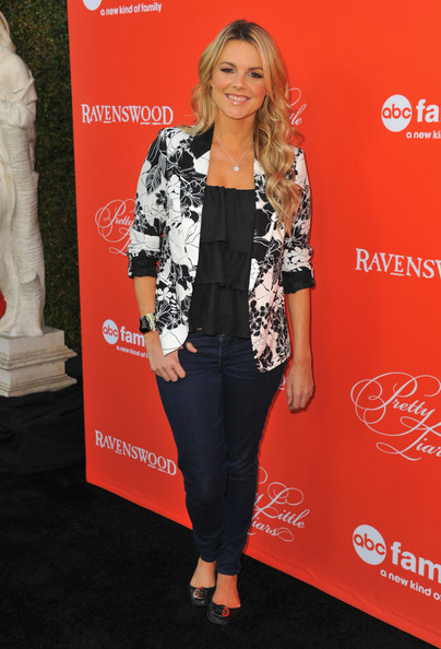 More Pics of Ali Fedotowsky Blazer (1 of 6) - Blazer Lookbook - StyleBistro