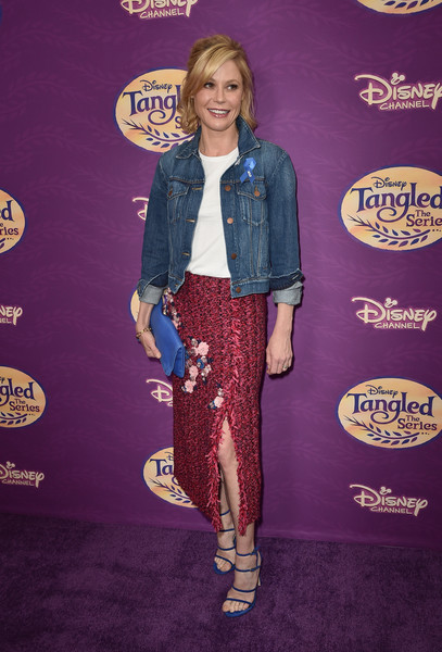 More Pics of Julie Bowen Leather Clutch (5 of 14) - Clutches Lookbook - StyleBistro