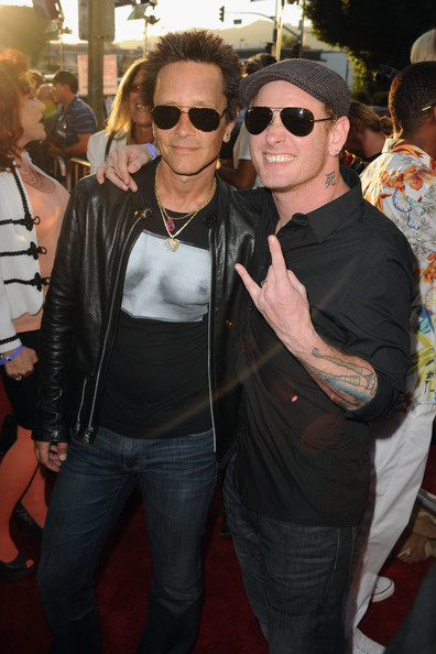 More Pics of Corey Taylor Aviator Sunglasses (1 of 1) - Corey Taylor Lookbook - StyleBistro