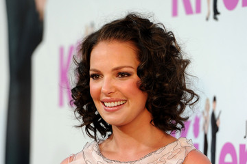 Katherine Heigl's Chestnut Medium Curls