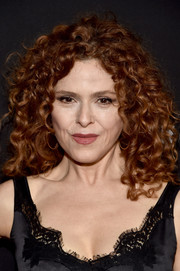 Bernadette Peters stuck to her usual curly hairstyle when she attended the 'Mozart in the Jungle' screening.