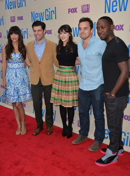 More Pics of Hannah Simone Print Dress (1 of 16) - Hannah Simone Lookbook - StyleBistro