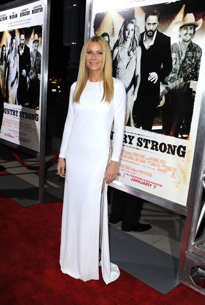 More Pics of Gwyneth Paltrow Evening Dress (5 of 53) - Gwyneth Paltrow Lookbook - StyleBistro