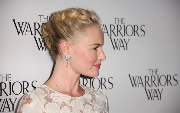 "Actress Kate Bosworth attends the screening of ""The Warrior&squot;s Way"" at the CGV Cinemas on November 19, 2010 in Los Angeles, California."