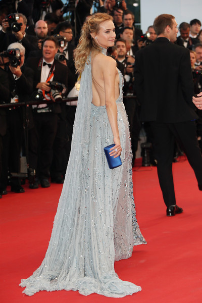 Diane Kruger (in Prada) as Elsa
